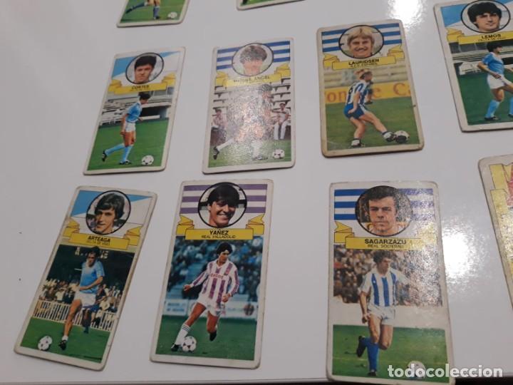 Cromos de Fútbol: Lote de 40 cromos de la liga este 1985-1986 85-86 (Ver descripción) - Foto 3 - 147112818