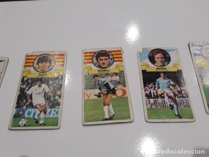 Cromos de Fútbol: Lote de 40 cromos de la liga este 1985-1986 85-86 (Ver descripción) - Foto 8 - 147112818