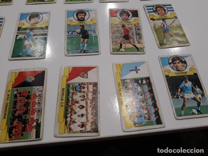 Cromos de Fútbol: Lote de 40 cromos de la liga este 1985-1986 85-86 (Ver descripción) - Foto 9 - 147112818