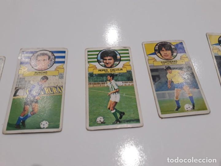 Cromos de Fútbol: Lote de 40 cromos de la liga este 1985-1986 85-86 (Ver descripción) - Foto 12 - 147112818