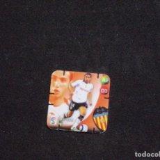 Cromos de Fútbol: MORETTI, VALENCIA, SHOTS LIGA 05-06, GREFUSA.. Lote 147168158