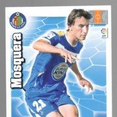 Cromos de Fútbol: ADRENALYN 2010-2011 - MOSQUERA - MEDIO. Lote 147340790