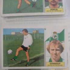 Cromos de Fútbol: EDICIONES ESTE 86-87 DONNERUP(RACING) ,BAJA DIFICIL ,1986-1987 GRAN OPORTUNIDAD. Lote 31085937
