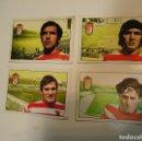 Cromos de Fútbol: LOTE CROMOS CAMPEONATO DE FUTBOL TEMPORADA 74 75 1974 1975 NUNCA PEGADOS FICHAJE ULTIMA HORA - GRAN. Lote 147485530