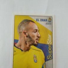 Cromos de Fútbol: Nº 540 EL ZHAR SUPERSTAR (LAS PALMAS) - CROMO FÚTBOL FICHAS LIGA 2015-2016 MUNDICROMO 15-16. Lote 147560706