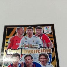Cromos de Fútbol: CARTA INVENCIBLE 2018-19. Lote 147576077