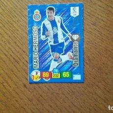 Cromos de Fútbol: 409 MARIO HERMOSO DIAMANTE ADRENALYN 18/19. Lote 147583234