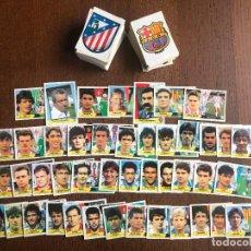 Cromos de Fútbol: ESTE 87-88 LOTE DE 421 CROMOS DISTINTOS CON 37 FICHAJES Y 7 COLOCA 1987-1988 SIN PEGAR NUNCA PEGADOS. Lote 147634546