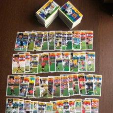 Cromos de Fútbol: ESTE 1990-1991 COLECCION COMPLETA 432 CROMOS DISTINTOS 90-91 SIN PEGAR NUNCA PEGADOS. Lote 147638962