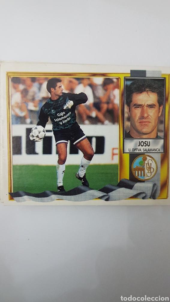 LOTE 190 CROMOS LIGA ESTE 95 - 96 (Coleccionismo Deportivo - Álbumes y Cromos de Deportes - Cromos de Fútbol)
