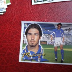 Cromos de Fútbol: MARTINOVIC OVIEDO ED ESTE LIGA CROMO 00 01 FUTBOL 2000 2001 - VENTANILLA - 112 COLOCA. Lote 148194810