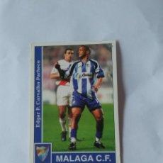 Cromos de Fútbol: Nº 164 EDGAR (MÁLAGA) - CROMO DE FÚTBOL FICHAS LIGA 2001-2002 MUNDICROMO 01-02 . Lote 148233570