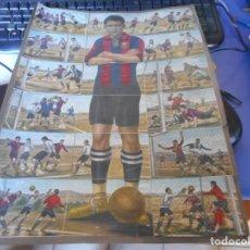 Cromos de Fútbol: CROMO FUTBOL AÑOS 20 CHOCOLATES BOIX CLEMENTE GRACIA FC BARCELONA. Lote 206402068
