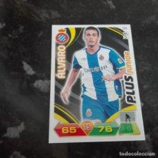 Cromos de Fútbol: ALVARO, ESPANYOL, Nº 374, PLUS JUNIOR, ADRENALYN XL 2011 2012 PANINI 11 12 FICHA NUEVA. Lote 148557166