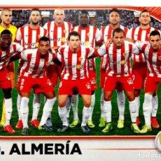 Cromos de Fútbol: 21 EQUIPO ALINEACION - U.D. ALMERIA - EDICIONES ESTE - LIGA 14 15 2014 2015 - NUEVO. Lote 261850705