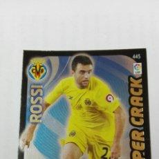Cromos de Fútbol: SUPER CRACK 2011-12 ROSSI. Lote 148897473