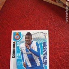 Cromos de Fútbol: CORDOBA ESPAÑOL ED PANINI ADRENALYN 13 14 CROMO FUTBOL LIGA 2013 2014 - ACTUALIZACION 144 BIS. Lote 194302378