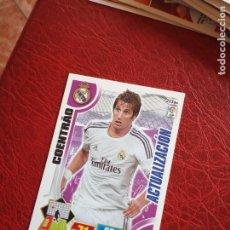 Cromos de Fútbol: COENTRAO REAL MADRID ED PANINI ADRENALYN 13 14 CROMO FUTBOL LIGA 2013 2014 - ACTUALIZACION 213 BIS. Lote 194302373
