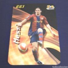 Cromos de Fútbol: (C-16) MUNDICROMO FICHAS LIGA 2007-2008 - TOP ONCE. 661. MESSI. Lote 149189401