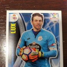 Cromos de Fútbol: LUX. Lote 149209908