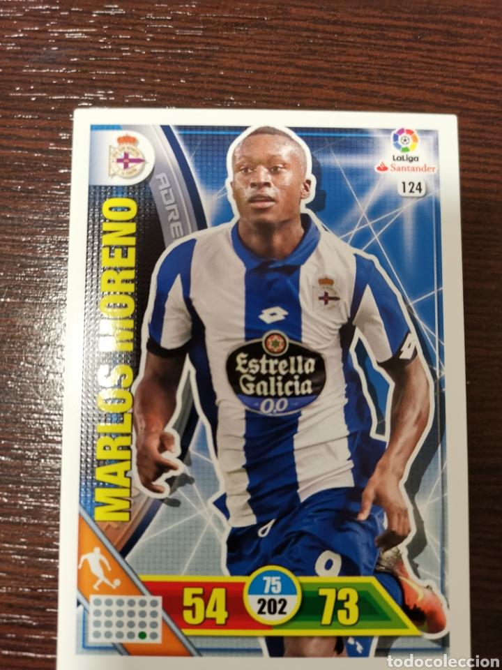 MARLOS MORENO (Coleccionismo Deportivo - Álbumes y Cromos de Deportes - Cromos de Fútbol)