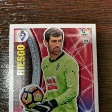 Cromos de Fútbol: RIESGO. Lote 149219978