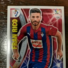 Cromos de Fútbol: FRAN RICO. Lote 149222536