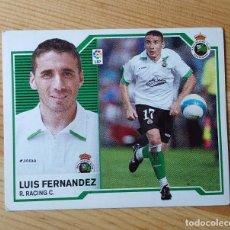 Cromos de Fútbol: CROMO LIGA ESTE 07-08 LUIS FERNADEZ R. SANTANDER C. 2007/2008 - SIN PEGAR. Lote 149662626