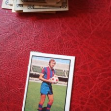Cromos de Fútbol: REXACH BARCELONA ED ESTE 79 80 CROMO FUTBOL LIGA 1979 1980 - DESPEGADO - 489. Lote 150075094