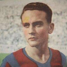 Cromos de Fútbol: CROMO BIOSCA. CLUB DE FÚTBOL BARCELONA. CAMPEÓN DE ESPAÑA 1950-51 F.C.B. CASTELLBLANCH. Lote 114420415