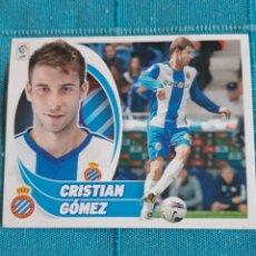 Cromos de Fútbol: LIGA ESTE 2012-13 PANINI N.9 CRISTIAN GÓMEZ R.C.D.ESPANYOL NUNCA PEGADO. Lote 150125116