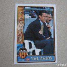 Figurine di Calcio: MUNDICROMO FICHAS LIGA 96 97 ULTIMA HORA Nº 20 UH VALDANO VALENCIA 1996 1997. Lote 278494553