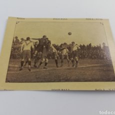 Cromos de Fútbol: ANTIGUO CROMO CHOCOLATES JUNCOSA FOOT-BALL SPORTS SERIE A NÚMERO 22 FC BARCELONA UNION IRUN FUTBOL.. Lote 150258386