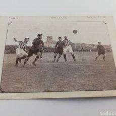 Cromos de Fútbol: SPORTS FOOT-BALL SERIE A NUMERO 15 CHOCOLATES JUNCOSA FC BARCELONA RAPID VIENA CROMO FUTBOL ANTIGUO. Lote 150435677
