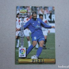 Cartes à collectionner de Football: MUNDICROMO FICHAS LIGA 96 97 PICHICHI Nº 422 PIZZI TENERIFE 1996 1997. Lote 242207855