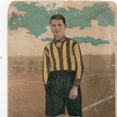 Cromos de Fútbol: MANUEL REY, DE ATLETIC F.C.SABADELL 1923. Lote 150519514