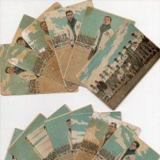 Cromos de Fútbol: C.D.EUROPA EQUIPO COMPLETO TEMPORADA 1922-23. Lote 150527606