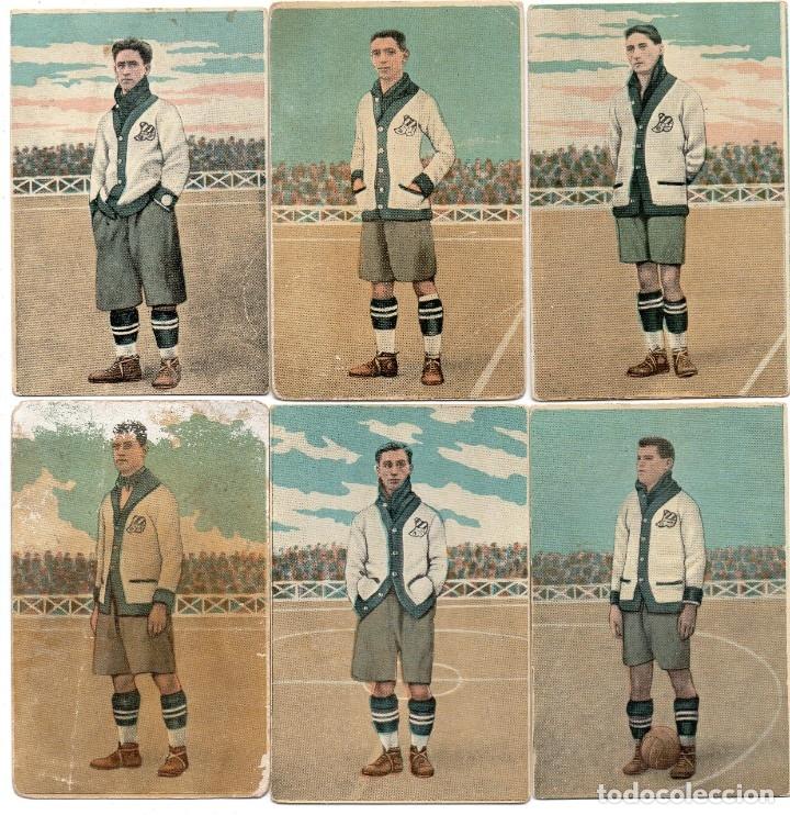 Cromos de Fútbol: C.D.Europa equipo completo temporada 1922-23 - Foto 3 - 150527606