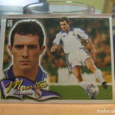 Cromos de Fútbol: EDICIONES ESTE 2000-2001 00 01 MUNITIS (COLOCA) REAL MADRID SIN TEKA VENTANILLA LEER. Lote 150655066