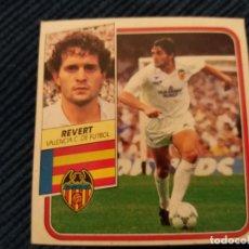 Cromos de Fútbol: 89/90 ESTE. NUNCA PEGADO BAJA VALENCIA REVERT. Lote 150670570