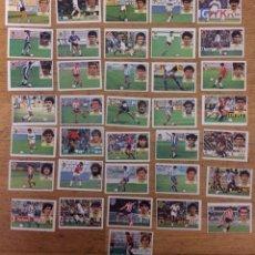 Cromos de Fútbol: 288 CROMOS ESTE 84-85 CON 27 FICHAJES Y 10 COLOCAS. Lote 151638852