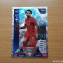 Cromos de Fútbol: 438 100 CLUB XI MOHAMED SALAH LIVERPOOL FC TOPPS CHAMPIONS LEAGUE 2018 2019 18 19 NUEVO. Lote 150729390