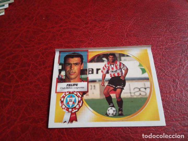 GUDELJ LOGROÑES ED ESTE 94 95 CROMO FUTBOL LIGA 1994 1995 - VENTANILLA - 600 COLOCA (Coleccionismo Deportivo - Álbumes y Cromos de Deportes - Cromos de Fútbol)