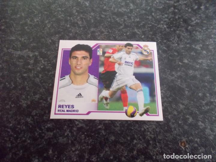 CROMO ESTE 2007/08 / // REYES ( REAL MADRID ) NUNCA PEGADO (Coleccionismo Deportivo - Álbumes y Cromos de Deportes - Cromos de Fútbol)