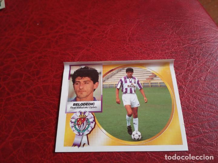 BELODEDIC COLOCA ED ESTE 94 95 CROMO FUTBOL LIGA 1994 1995 - VENTANILLA - 596 COLOCA (Coleccionismo Deportivo - Álbumes y Cromos de Deportes - Cromos de Fútbol)