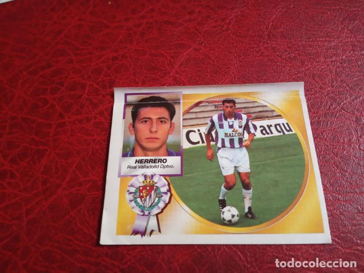 HERRERO COLOCA ED ESTE 94 95 CROMO FUTBOL LIGA 1994 1995 - VENTANILLA - 594 FICHAJE 4 BIS (Coleccionismo Deportivo - Álbumes y Cromos de Deportes - Cromos de Fútbol)