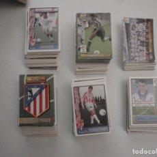 Cromos de Fútbol: LOTE 662 CROMOS DE FUTBOL DIFERENTES. LAS FICHAS DE LA LIGA 1996-97 DE MUNDICROMO. NUEVOS. Lote 151023242