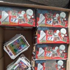 Cromos de Fútbol: LOTAZO...LEER MUY BIEN... MAS DE 2600 CROMOS EDICIONES ESTADIO 07/08 CON TODAS EDICIONES. Lote 151088716
