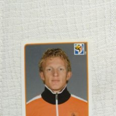 Cromos de Fútbol: PANINI FIFA WORLD CUP SOUTH AFRICA 2010 351-DIRK KUYT NEDERLAND. Lote 151508586