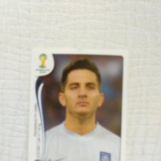 Cromos de Fútbol: PANINI COPA MUNDIAL DE LA FIFA BRASIL 2014 211-KOSTAS MANOLAS HELLAS. Lote 151579106